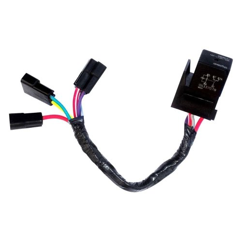 small resolution of qrp power seat motor relay and adapter harness