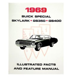 buick skylark special and gs illustrated facts and features manuals [ 1000 x 1000 Pixel ]