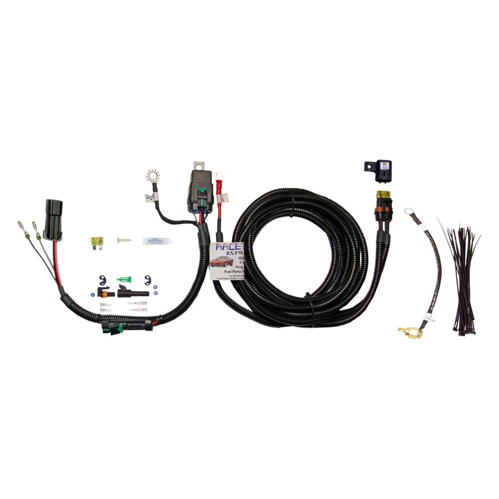 medium resolution of racetronix upgrade fuel pump wiring harness