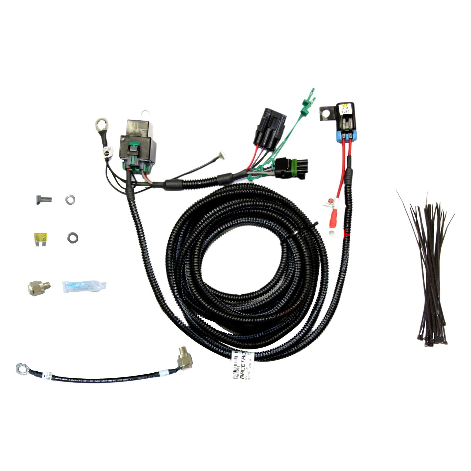 Wrg Fuel Pump Wiring Harness