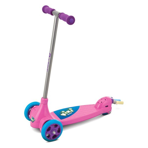 Razor 13059661 - Kixi Scribble Kick Scooter Pink Purple