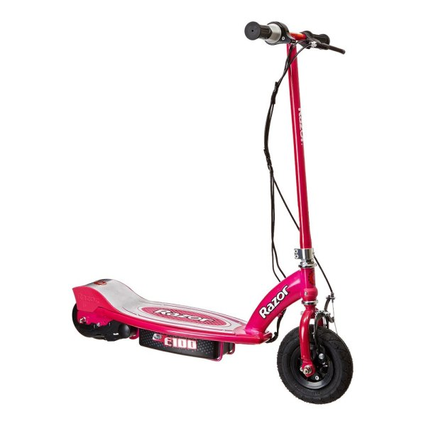 Razor 13111261 - E100 Electric Scooter Pink