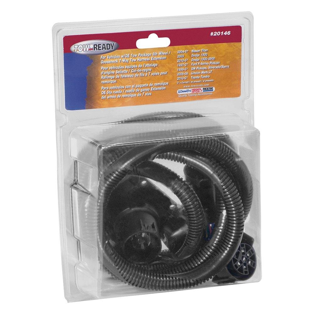medium resolution of reese 5th wheel adapter harnessreese
