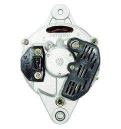 remy 14105 remanufactured alternator 14105 hitachi alternator wiring amp [ 1000 x 1000 Pixel ]