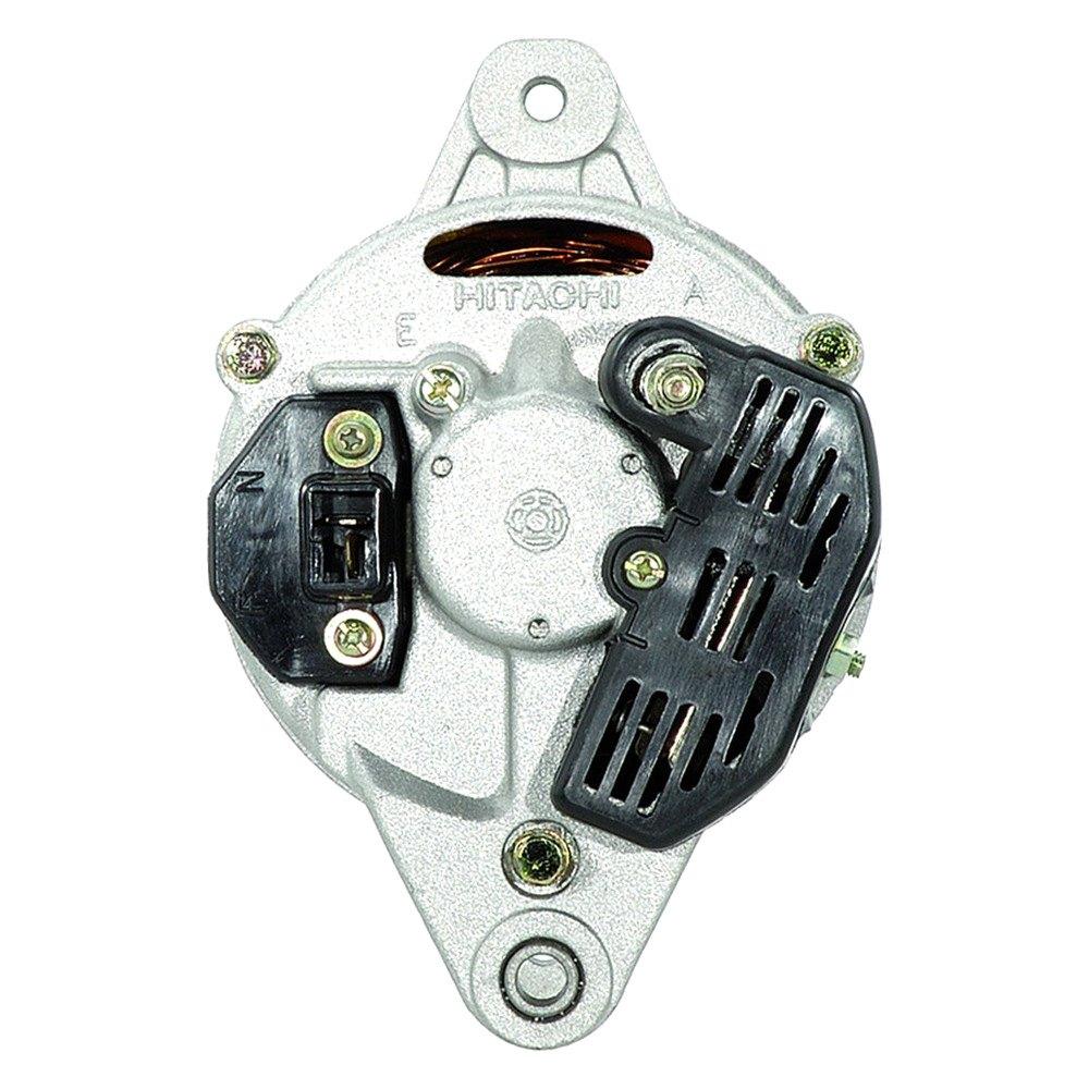 hight resolution of remy 14105 remanufactured alternator 14105 hitachi alternator wiring amp