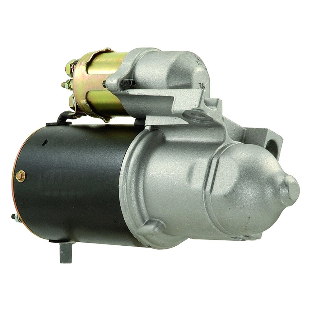 hight resolution of remy remanufactured starter