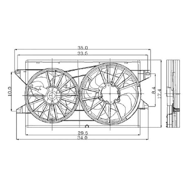 Dodge Intrepid Wiring Diagram For Cooling Fans Dodge