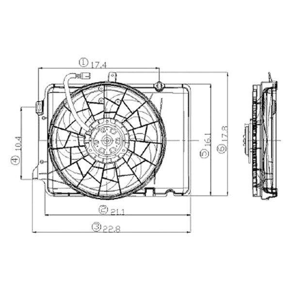 Ford taurus measurments