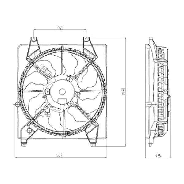 1992 Nissan Sentra Radiator Diagram Html