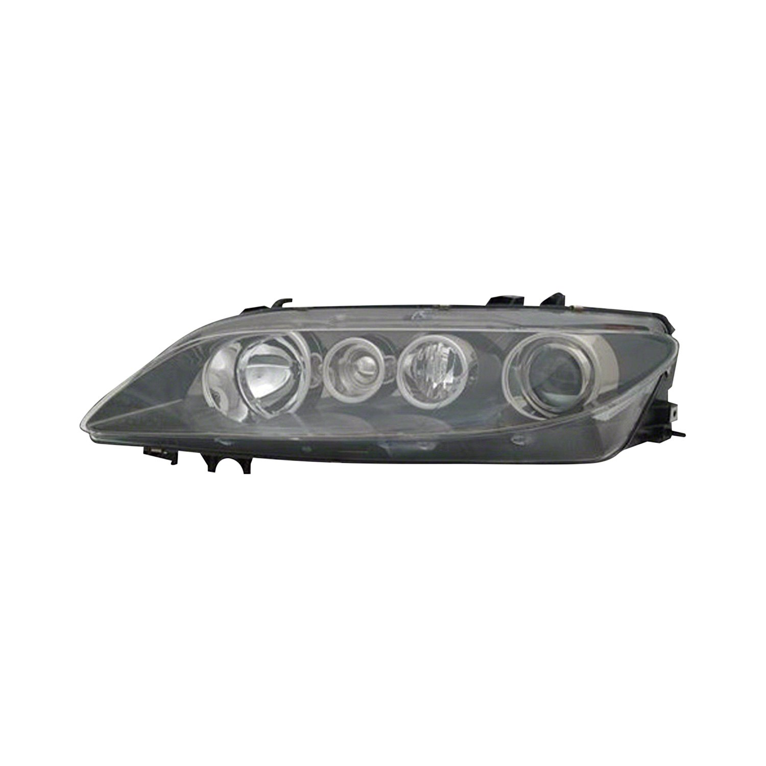 hight resolution of  2006 mazda 6 headlight assembly diagram mazda 6 2006 2007 replacement headlight lens
