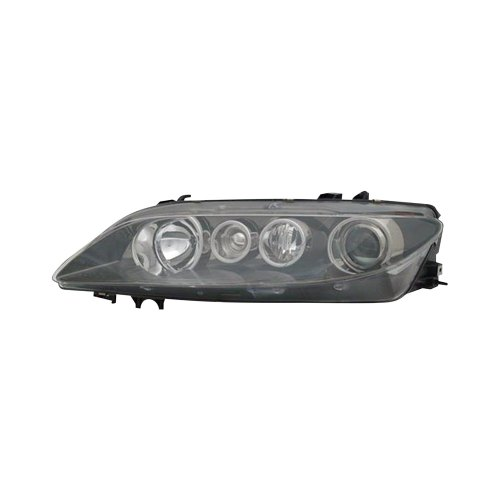 small resolution of  2006 mazda 6 headlight assembly diagram mazda 6 2006 2007 replacement headlight lens