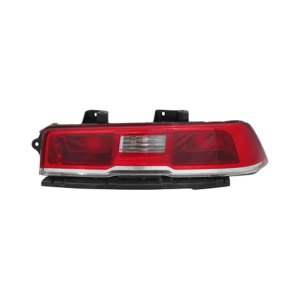 Replace®  Chevy Camaro with Factory Halogen Headlights