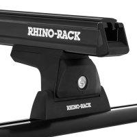 Rhino-Rack Y01-130B - Heavy Duty Cap Topper Black Track ...