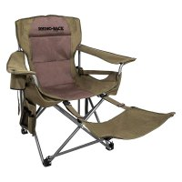 Rhino-Rack - Slumber Camping Chair with Footrest | eBay