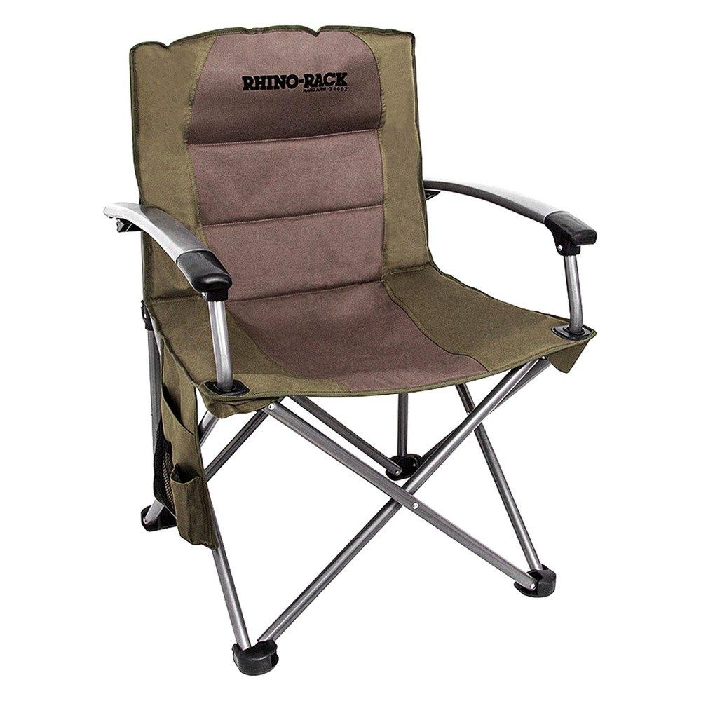 RhinoRack  Hard Arm Camping Chair