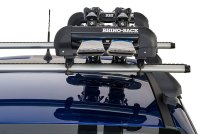 Rhino-Rack - BMW 5-Series 2011 Ski and Snowboard Rack