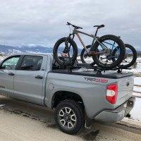 Rhino-Rack - Ford C-MAX 2014 Hybrid Roof Mount Bike Rack