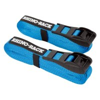 Rhino-Rack RTD55P - Blue Tie Down Straps with Buckle ...