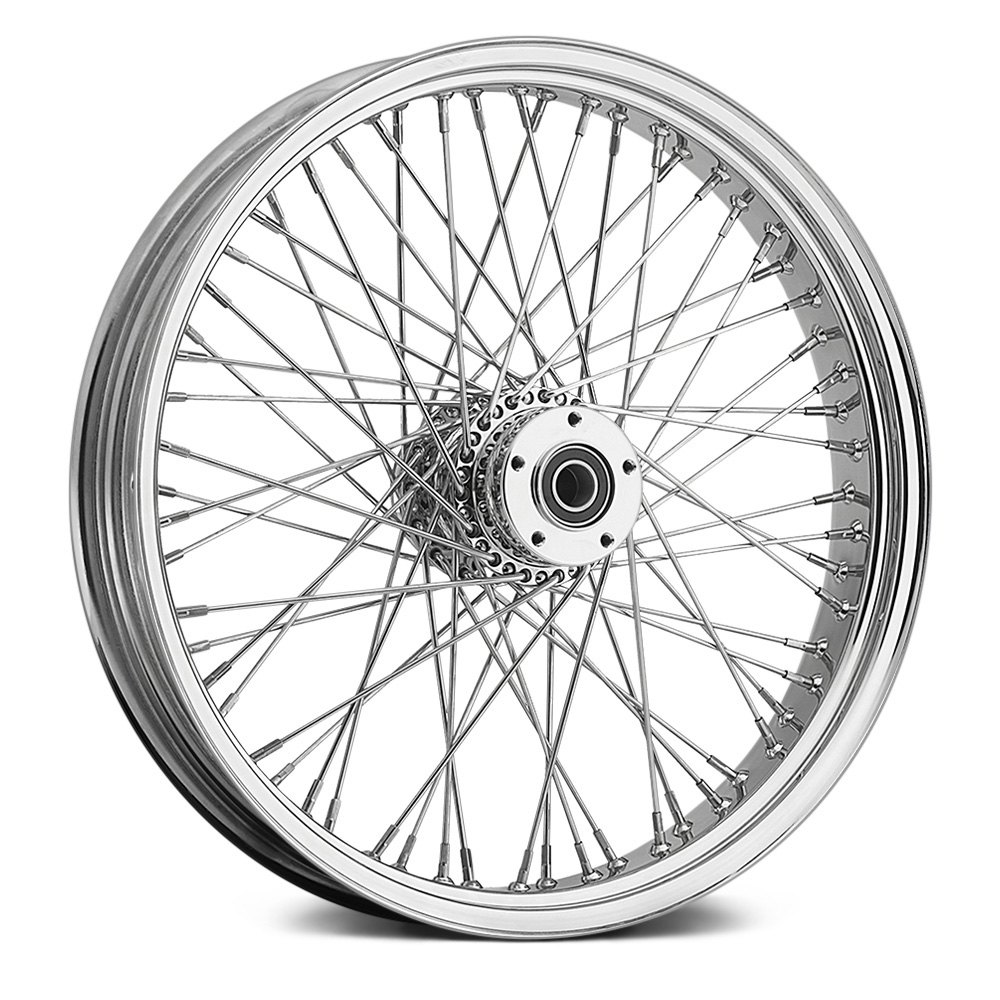 For Harley-Davidson Softail 00-07 Ride Wright Wheels Omega