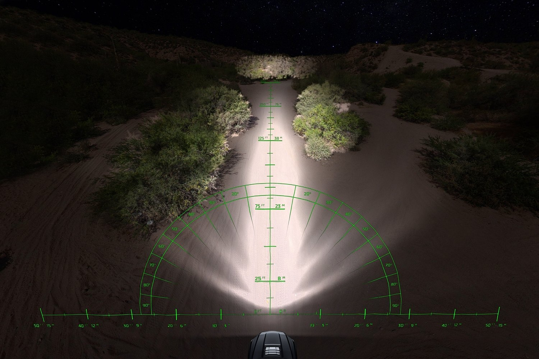 hight resolution of rigid industries e series pro 50 448w dual row combo spot driving beam led light bar