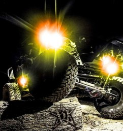 rigid industries a series led rock light kit rigid lights jeep rigid rock light wire diagram lights [ 1000 x 1000 Pixel ]