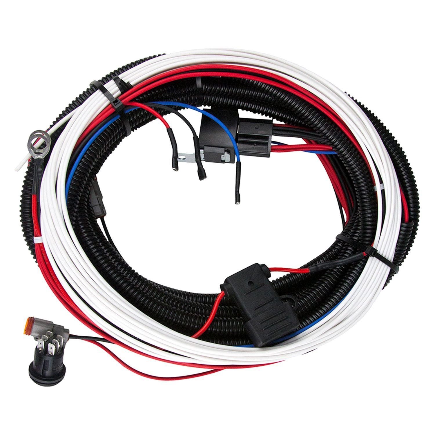 hight resolution of rigid industries 40192 backup wiring harness for d series sr qrigid industries backup