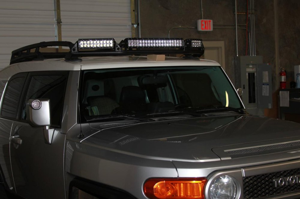 medium resolution of fj cruiser off road lights oem pictures