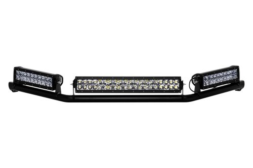 small resolution of rigid industries off road lights photos alpha series front bumper installation manual