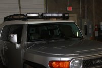 """Rigid Industries 40132 Roof Rack Mount two 10/one 20"""" LED ..."""