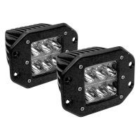 Rigid Industries 51212 - D-Series 6 LEDs Flush Mount ...