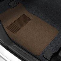 Rubber Queen - Premium Carpeted Floor Mats with Heel Pad