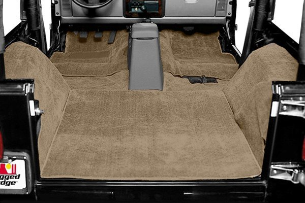 Rugged Ridge  Jeep Wrangler 1997 Deluxe Replacement Carpet Kit