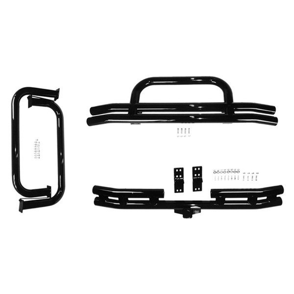 For Jeep CJ7 76-86 Bumper and Side Step Kit 3