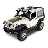 Rugged Ridge - Jeep Wrangler 2010 Sherpa Roof Rack