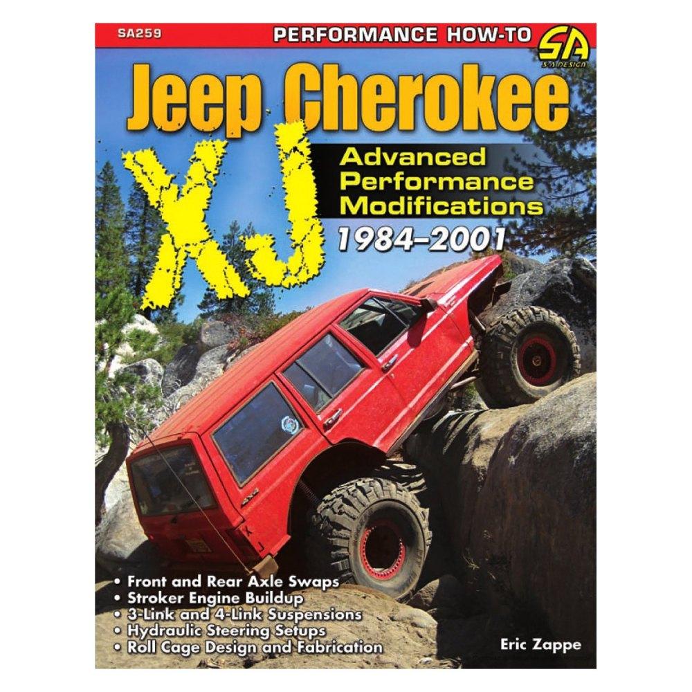 medium resolution of s a design jeep cherokee xj 1984 2001 advanced performance modifications