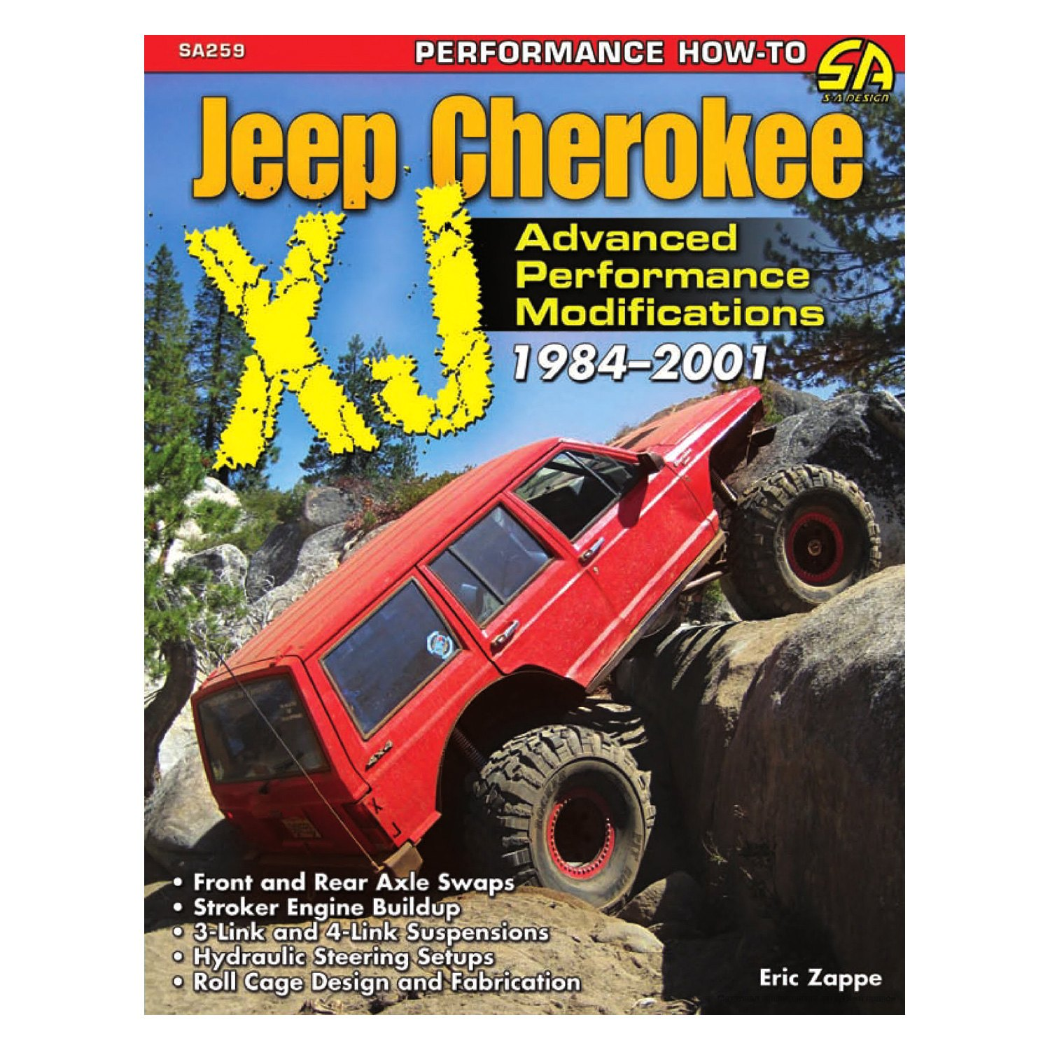 hight resolution of s a design jeep cherokee xj 1984 2001 advanced performance modifications