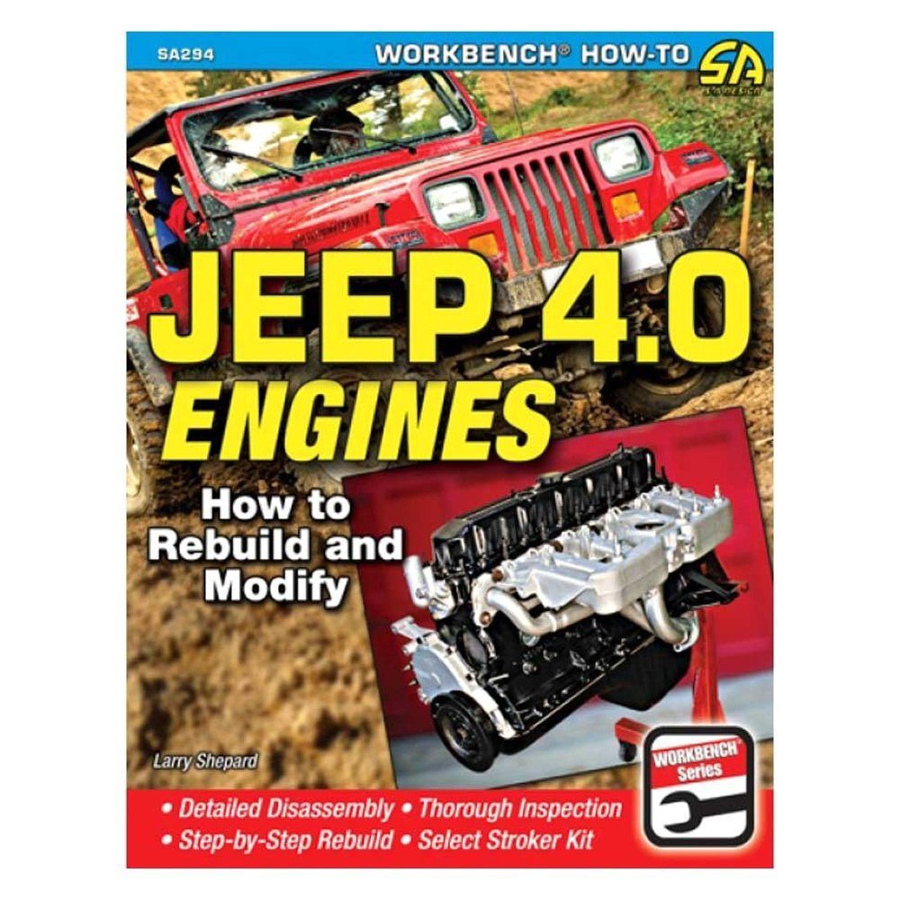 medium resolution of s a design jeep 4 0 engines how to rebuild and modify