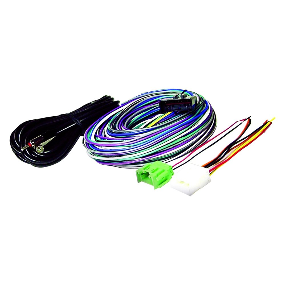 medium resolution of scosche radio wiring harness for aftermarket kit images gallery