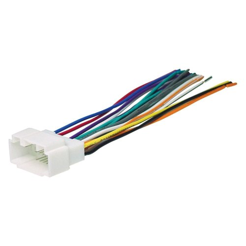 small resolution of scosche aftermarket radio wiring harness with oem plug