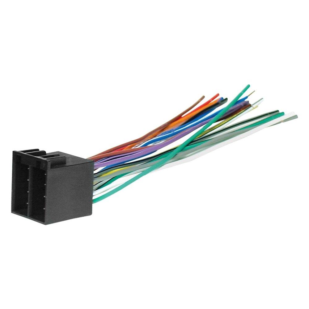 hight resolution of scosche u00ae audi tt 2000 2001 aftermarket radio wiring harness with oem plug scosche stereo wiring
