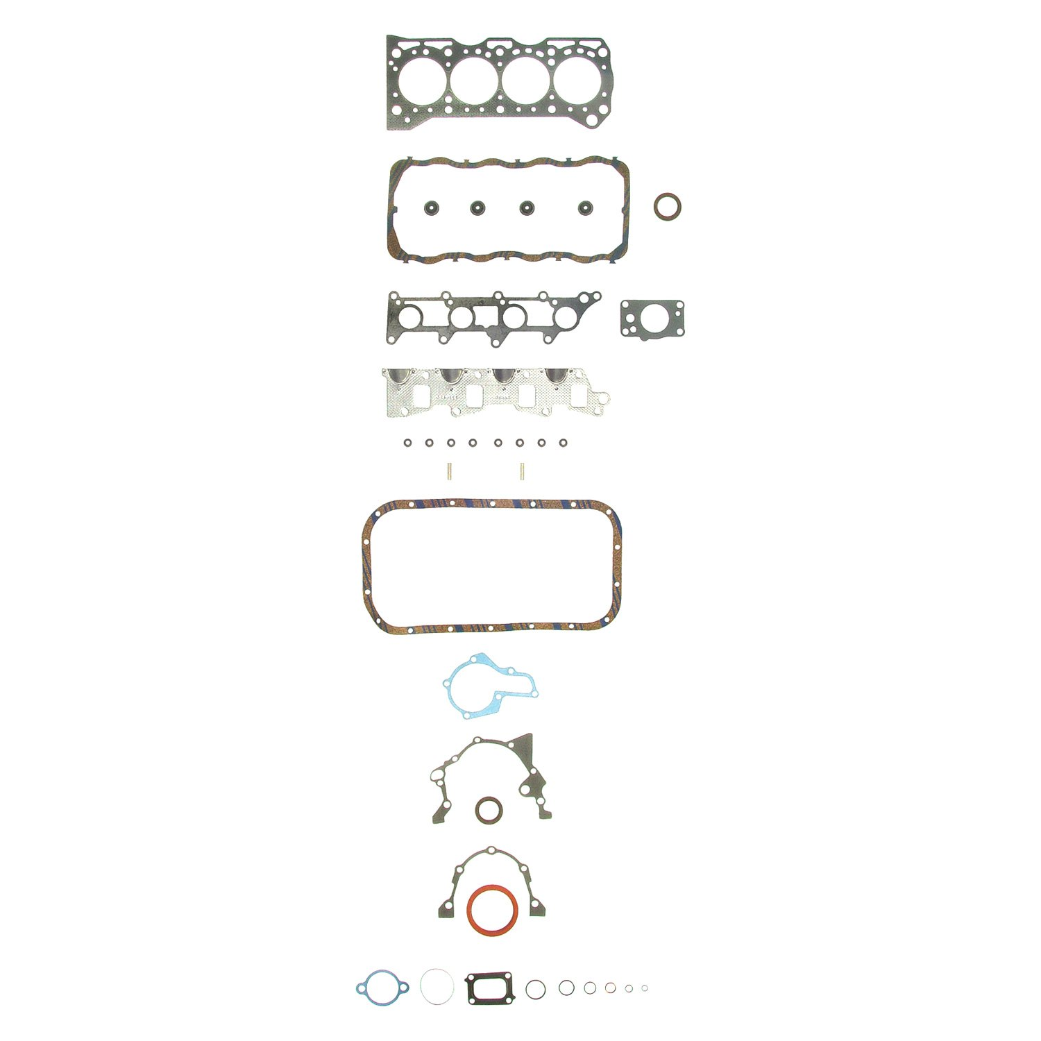For Chevy Tracker Sealed Power Permatorque