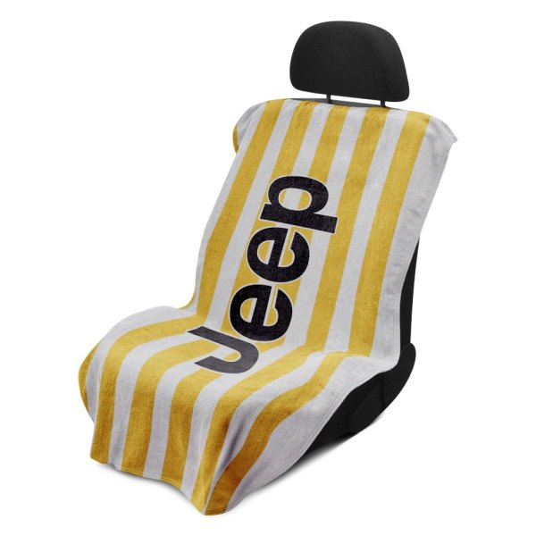 Seat Armour - Towel Cover With Jeep Logo