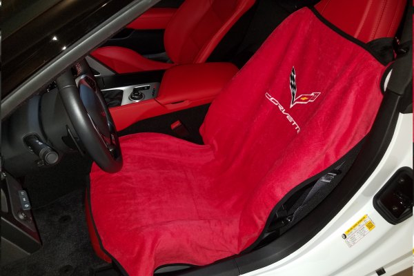 Jeep Wrangler Towel Seat Covers - Velcromag