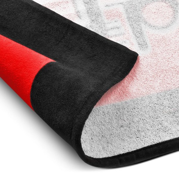 Seat Armour T2g100r - Towel 2 Red Cover With Jeep