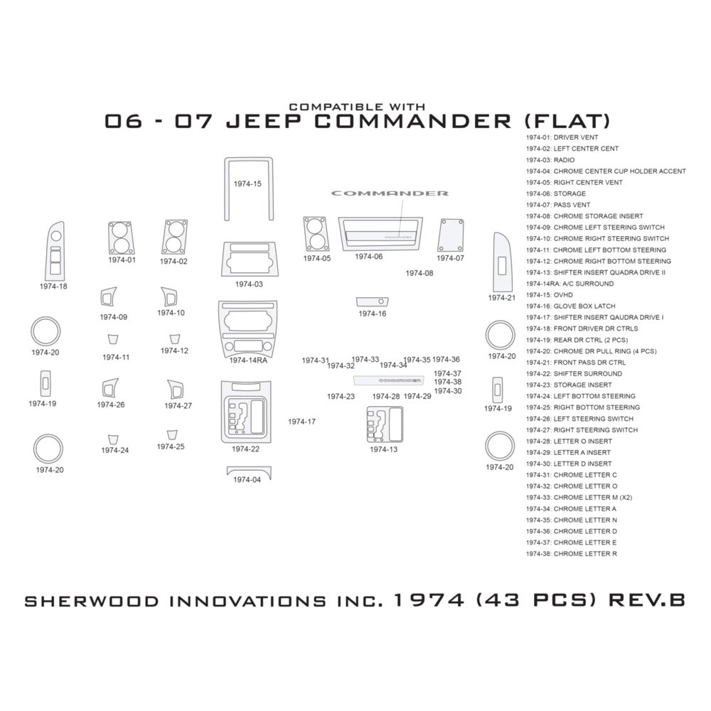 medium resolution of sherwood jeep commander with quadra drive i with quadra drive 2006 jeep wrangler fuse box