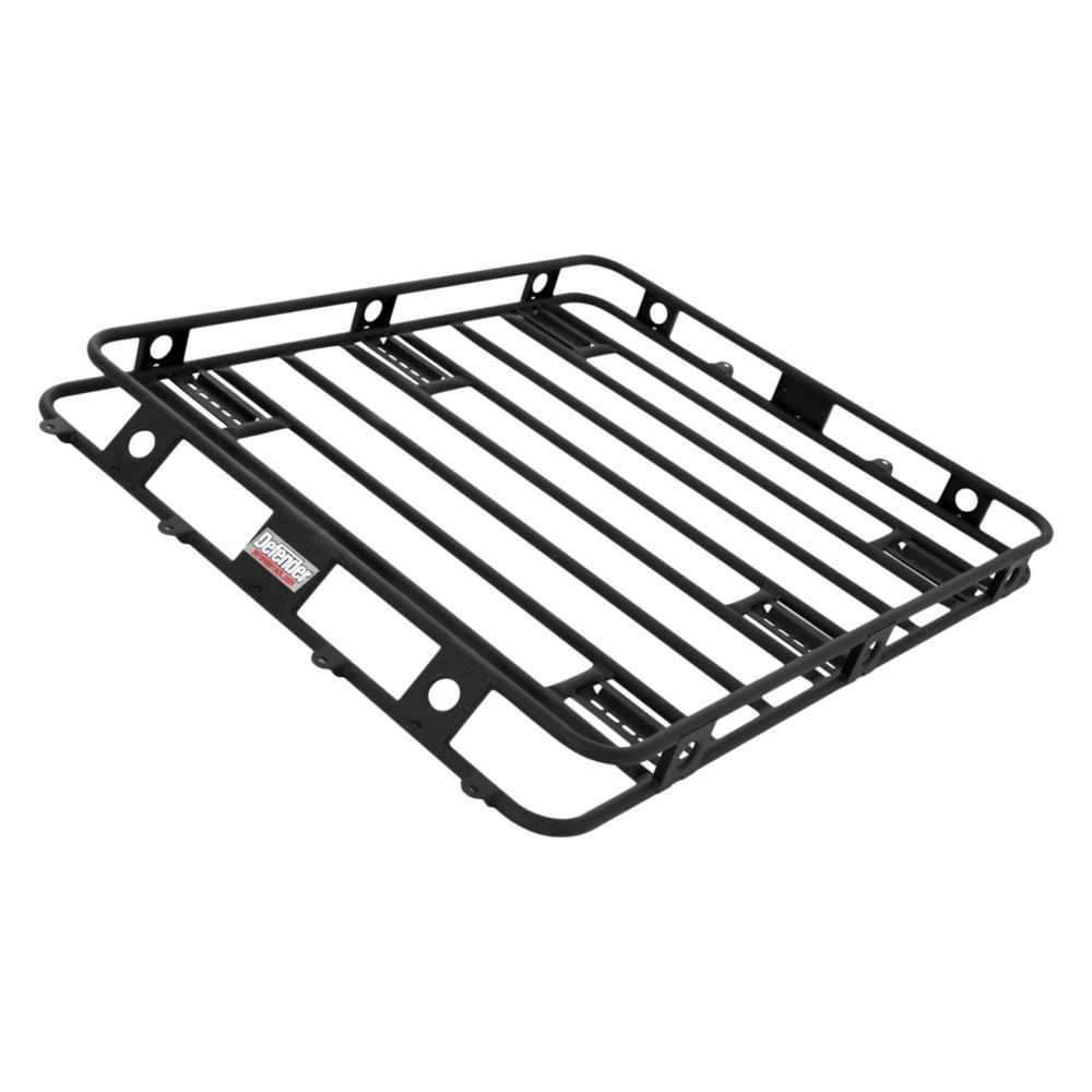 medium resolution of  defender roof cargo basket without