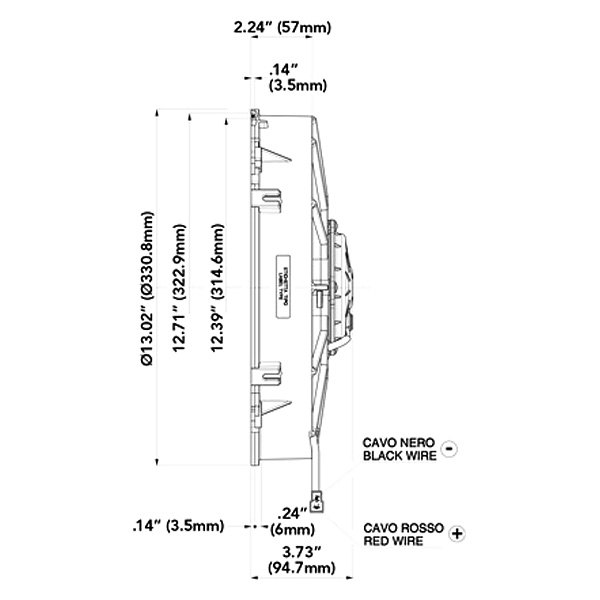 Spal Fan Wiring Diagram : 23 Wiring Diagram Images