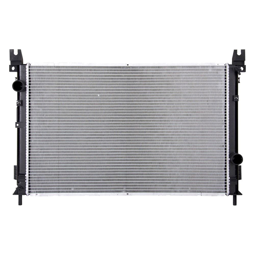 medium resolution of spectra premium engine coolant radiator