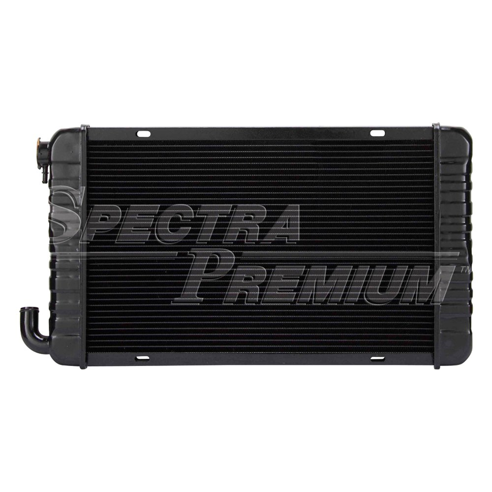 medium resolution of  88 buick skylark by spectra premium 174 buick skylark 1988 engine coolant radiator