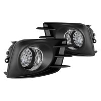 Spyder FL-LED-STC2011-C (5070531) - Clear LED Fog Lights
